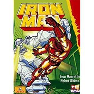 Iron Man - Vol. 2 - Episodes 5 à 8 - Iron Man et le robot Ultimo