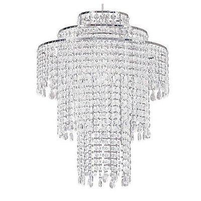 ROMA I Modern Design Deckenleuchte Deckenlampe Kronleuchter