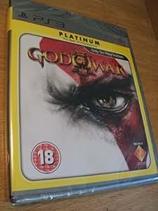God of War 3 - Platinum (PS3)