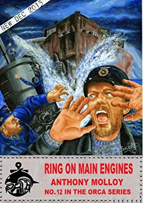RING ON MAIN ENGINES (Special Force Orca Book 12)