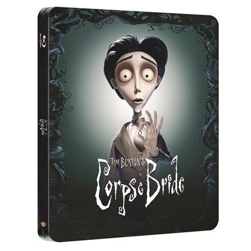 Corpse Bride Blu-ray Steelbook