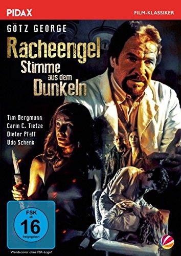 Racheengel - Die Stimme aus dem Dunkeln / Packender Thriller mit Götz George und Dieter Pfaff (Pidax Film-Klassiker)