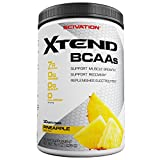 Scivation Xtend BCAAs Dietary Supplement (30 Servings) Pineapple
