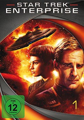 Star Trek - Enterprise: 1 [7 DVDs] (Dvd Star Trek-season 1)