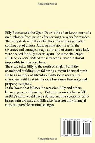 Billy Butcher and The Open Door