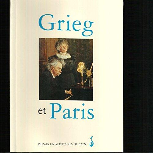 Grieg et Paris