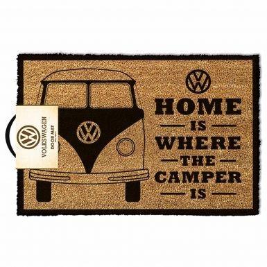 VW Campervan Entrance Door Mat