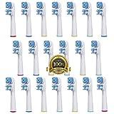 Dr. Kao® standard spazzolino capi per via Orale b spazzolino capi di Braun spazzolino capi doppia pulito (sb-417a) per via Orale B capi per via orale essere spazzolino elettrico 12 confezione spazzolino Orale B spazzolini elettrici per Braun Oral-b spazzolini elettrici per via orale b spazzolino per via orale b pro 2000 capi per via orale b 2000 capi per via orale dei capi di Braun - serie b sette teste di Braun spazzolini elettrici immagine