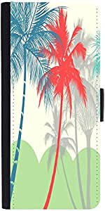 Snoogg Hawaiidesigner Protective Flip Case Cover For Samsung Galaxy Note5