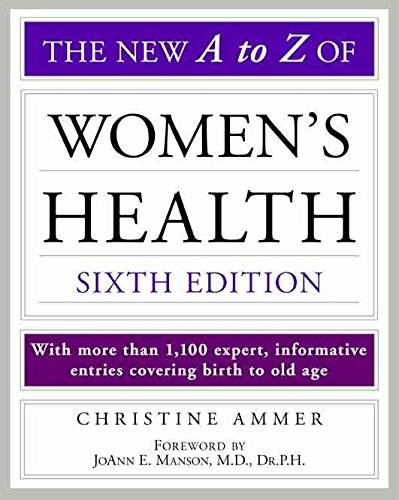 Used, [The New A to Z of Women's Health: With More Than 1,100 for sale  Delivered anywhere in UK