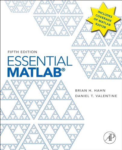 Essential MATLAB for Engineers and Scientists (Academic Press)