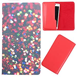 DooDa - For Blackberry Bold 9900 PU Leather Designer Fashionable Fancy Case Cover Pouch With Smooth Inner Velvet