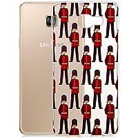 Coque Samsung Galaxy A5 (2016) Coque de Protection en Silicone Case [zanasta] Ultra Mince Premium Soft Flexible TPU Gel Cover Housse Etui Toy Soldiers