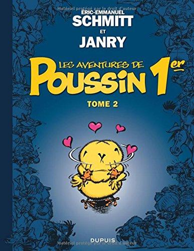 Les aventures de Poussin 1er - tome 2 - Les apparences sont trompeuses