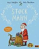 Stockmann: Vierfarbiges Bilderbuch mit Wendeposter-Umschlag