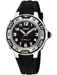 Lorus Unisex-Armbanduhr Kids Analog Quarz Kautschuk RG233GX9