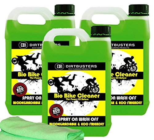 bio-bike-bicycle-motorbike-motorcycle-cleaner-3-x-5-litres-and-2-microfibre-cloths-with-muck-munchin