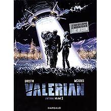 Valérian - Intégrales - tome 3 - Valérian - intégrale tome 3