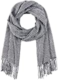 TOM TAILOR Women 2552020970 my cosy glencheck scarf Access