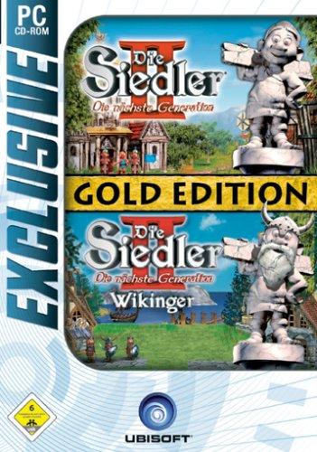 rondomedia GmbH Die Siedler 2 - Nächste Generation Gold Edition