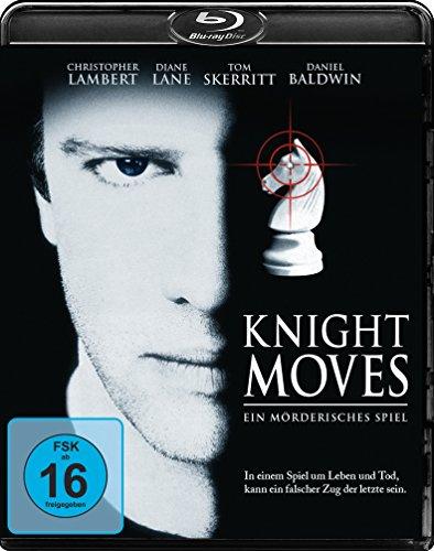 Knight Moves - Ein mörderisches Spiel [Blu-ray]