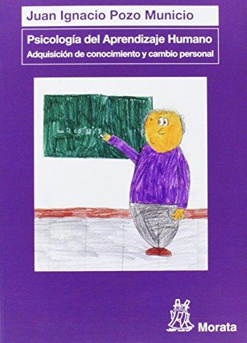 Psicología Del Aprendizaje Humano (Pedagogia (morata))