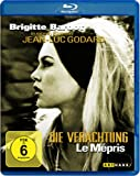 Die Verachtung - Le Mepris [Blu-ray]