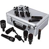 Audix DP-Studio-Elite-8 Hochwertigste Studio/Live-Mikrofonzusammenstellung