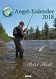 Monatskalender Angel-Kalender 2018