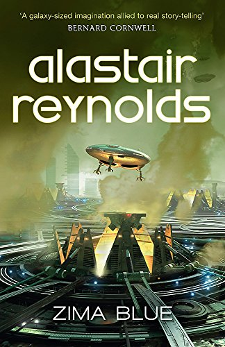 Zima Blue di Alastair Reynolds