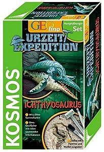 KOSMOS 630164 - Prehistoric Expedition: Ichthyosaurus Importado de Alemania