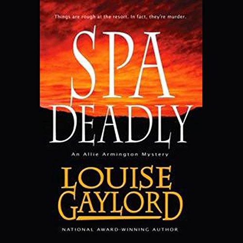 Spa Deadly  Audiolibri