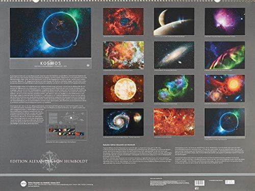Kosmos - Edition Alexander von Humboldt - Kalender 2019