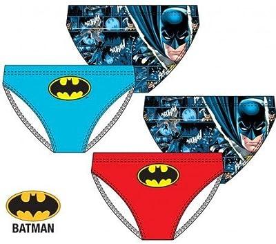 Super héros Bañador slip Batman