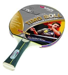 Butterfly timo boll gold raquette de tennis de table - Raquette de tennis de table butterfly ...
