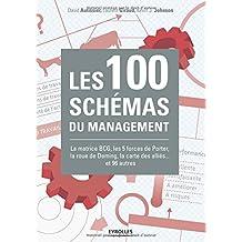 Les 100 schémas du management : La matrice BCG, les 5 forces de Porter, la roue de Deming, la carte des alliés... et 96 autres