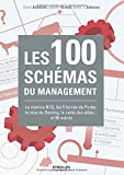 Les 100 schémas du management - La matrice BCG, les 5 forces de Porter, la roue de Deming, la carte des alliés... et 96 autres.