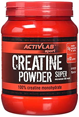 Activlab 500 g Orange Super Creatine Powder from Activlab