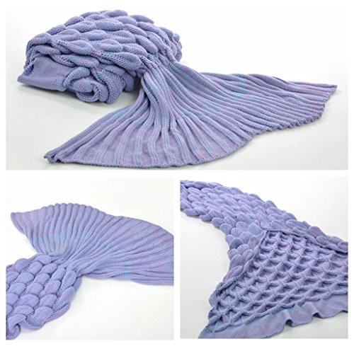 luxury-mermaid-tail-blanket-with-crochet-hand-knitted-scales-wrap-quilt-throw-for-adult-by-kreative-