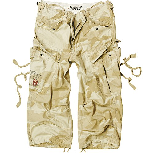 SURPLUS Engineer Vintage 3/4-Hose desert Desert Storm