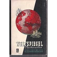 Weltspiegel Taschenatlas