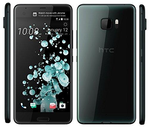 HTC U Ultra (Black Oil, 64GB, 4GB RAM) International Variant