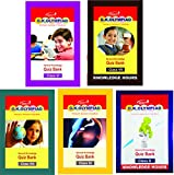 G.K. Olympiad General Knowledge Quiz Bank English ( Pack of 5 Books - Class 6, 7, 8, 9, 10)