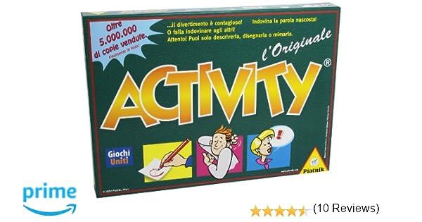 60af33487a1e Giochi Uniti - Activity: Giochi Uniti: Amazon.it: Giochi e giocattoli