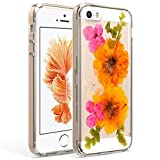 Best TOOPOOT Iphone - For Iphone SE, TOOPOOT Flower Specimens TTPU Rubber Review