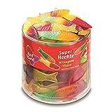 Red Band Fruchtgummi - Weingummi - Super Hechte - Fische - 1,2 Kg