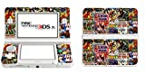 Comics superhero Vinyl Skin Sticker for Nintendo 3DS XL (with C Stick) 3dsxl6