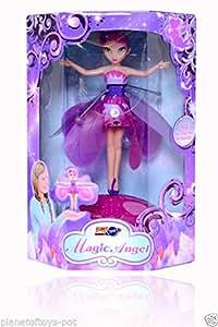 Buy Happie Shop Flying Fairy Doll Flower Girls Kids Rechargeable