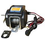 Seilwinde Winde Elektro CKT 5000lbs Zubehör Anhängerkupplung Boot