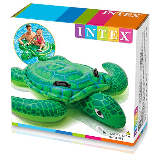 Kinderbadespaß Reittier Sea Turtle 150x127 cm